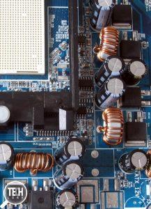 Трехканальный VRM на плате K8NS (Socket-939)